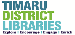 Timaru District Library Logo
